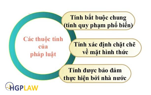 Đặc điểm của pháp luật