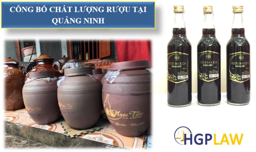 Công bố chất lượng rượu tại Quảng Ninh