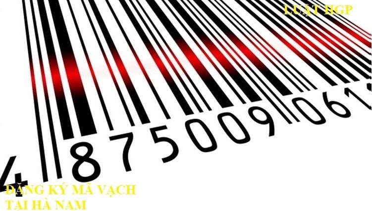 Đăng ký mã vạch sản phẩm tại Hà Nam