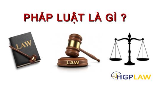 Pháp luật là gì?