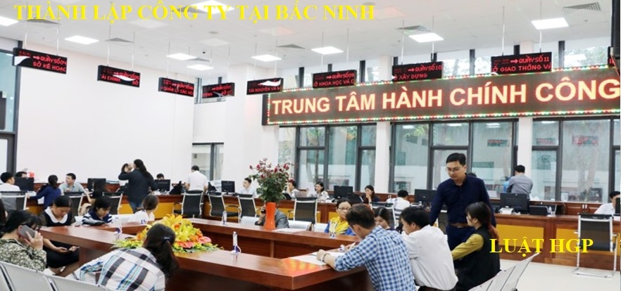 Thành lập công ty tại Bắc Ninh
