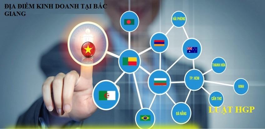 Thành lập địa điểm kinh doanh tại Bắc Giang