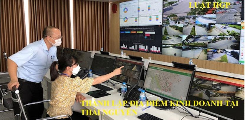 Thành lập địa điểm kinh doanh tại Thái Nguyên